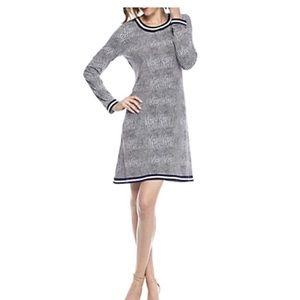 MICHAEL Michael Kors Zephyr Border Dress